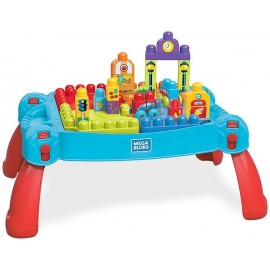 TABLE D'APPRENTISSAGE MEGABLOKS