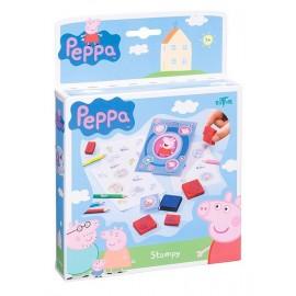 PEPPA PIG STAMP SET TAMPONS-jouets-sajou-56