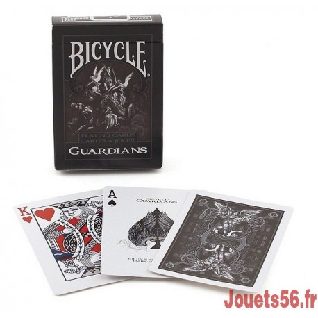 CARTES BICYCLE GUARDIANS-jouets-sajou-56