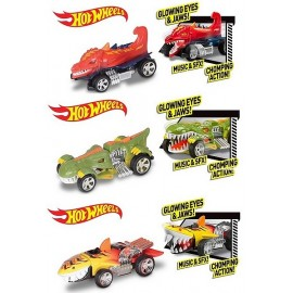 VEHICULE HOT WHEELS FIGHTERS SONS ET LUMIERE ASST