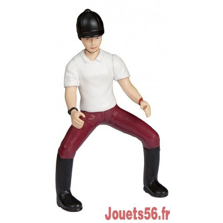 JEUNE CAVALIERE-jouets-sajou-56