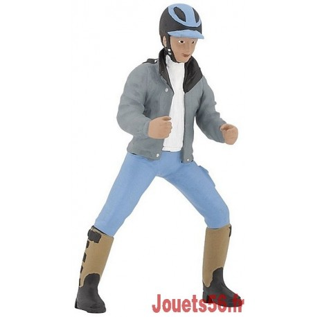 JEUNE CAVALIER-jouets-sajou-56