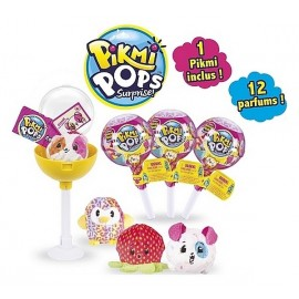 PIKMI POPS PELUCHES PARFUMEES SURPRISE ASST