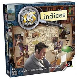 JEU 13 INDICES - Jouets56.fr - Magasins Jouets SAJOU du Morbihan en Bretagne