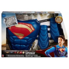 SUPERMAN CAPE ET EQUIPEMENT JUSTICE LEAGUE