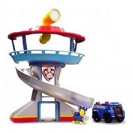 PLAYSET QUARTIER GENERAL PAT PATROUILLE