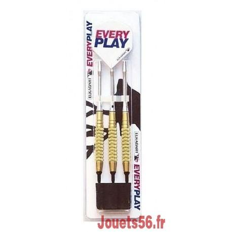 3 FLECHETTES LAITON EVERY PLAY SOFT POINTES NYLON-jouets-sajou-56