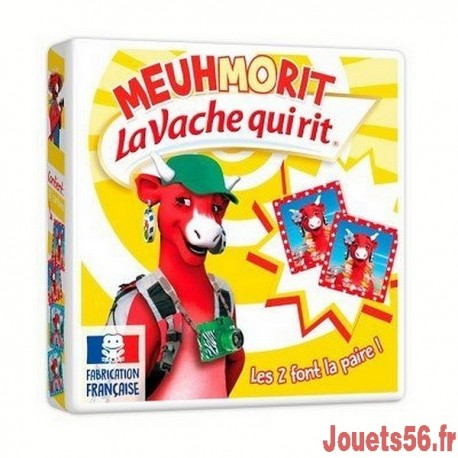 JEU MEUHMORIT LA VACHE QUI RIT-jouets-sajou-56