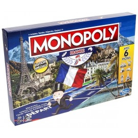 MONOPOLY FRANCE EDITION SPECIALE