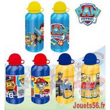 GOURDE ALU PAW PATROL 500ML-jouets-sajou-56
