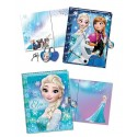 CARNET SECRET 3D FROZEN