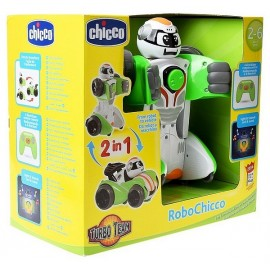 ROBOCHICCO RADIOCOM TRANSFORMABLE