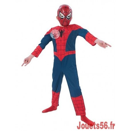 DEGUIS. SPIDERMAN 3-4 ANS-jouets-sajou-56