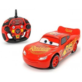 VEH. CARS 3 LIGHTING MCQUEEN RC 1/16E