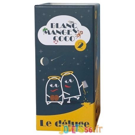 JEU BLANC MANGER COCO LE DELUGE TOME 2 - Jouets56.fr - Magasins Jouets SAJOU du Morbihan en Bretagne