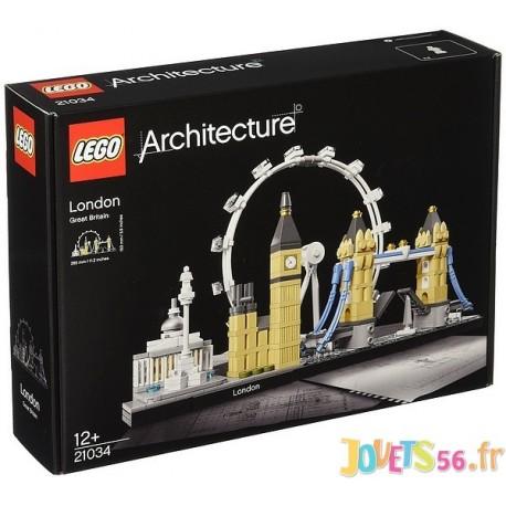 21034 LONDRES LEGO ARCHITECTURE - Jouets56.fr - Magasins Jouets SAJOU du Morbihan en Bretagne
