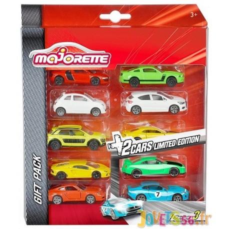 voitures majorette 10 pieces - jouets56.fr