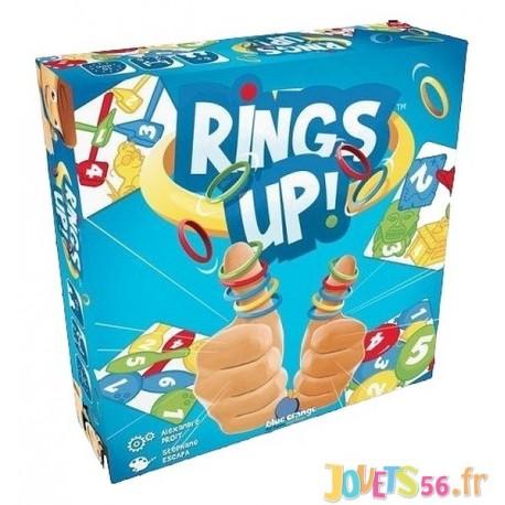 JEU RINGS UP - Jouets56.fr - Magasin jeux et jouets dans Morbihan en Bretagne