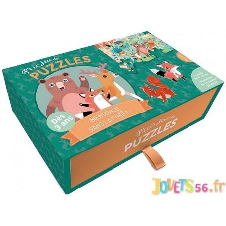 PETIT JEU DE PUZZLES  - Jouets56.fr - Magasin jeux et jouets dans Morbihan en Bretagne