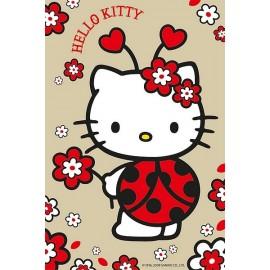 Mini-Puzzle 54 pièces Hello Kitty Mini-Puzzle 54 pièces Hello Kitty-jouets-sajou-56