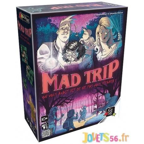 JEU MAD TRIP - Jouets56.fr - Magasin jeux et jouets dans Morbihan en Bretagne