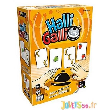 JEU HALLI GALLI - Jouets56.fr - Magasin jeux et jouets dans Morbihan en Bretagne