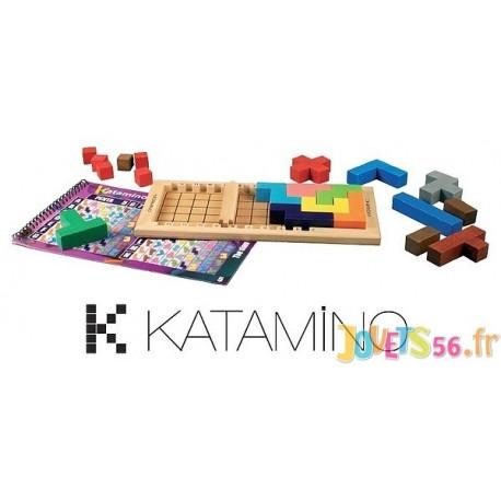 JEU KATAMINO - Jouets56.fr - Magasin jeux et jouets dans Morbihan en Bretagne
