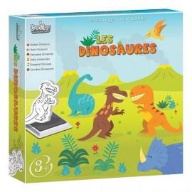 TAMPONS LES DINOSAURES - Jouets56.fr - Magasin jeux et jouets dans Morbihan en Bretagne