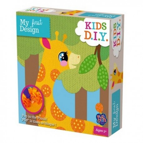 MY FIRST DESIGN GIRAFE-jouets-sajou-56