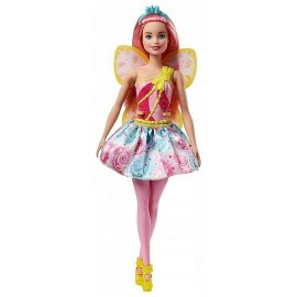 BARBIE FEE MULTICOLORE ASST