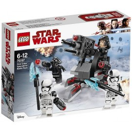 75197 BATTLE PACK EXPERT DU 1ER ORDRE STAR WARS