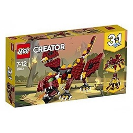 31073 LES CREATURES MYTHIQUES CREATOR