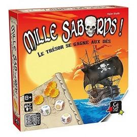 JEU MILLE SABORDS - Jouets56.fr - Magasin jeux et jouets dans Morbihan en Bretagne