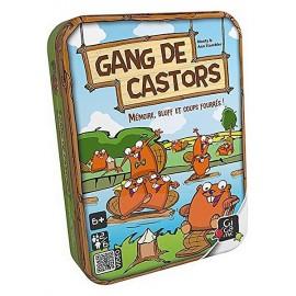 JEU GANG DES CASTORS BOITE METAL - Jouets56.fr - Magasin jeux et jouets dans Morbihan en Bretagne