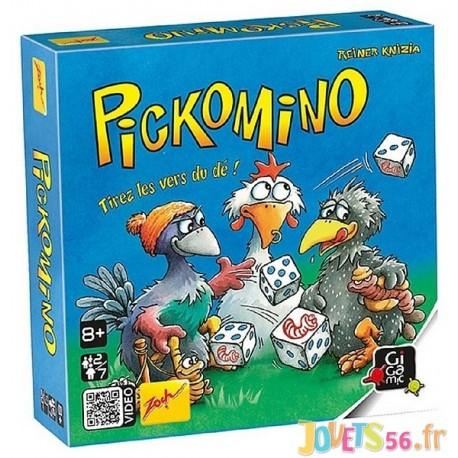 JEU PICKOMINO - Jouets56.fr - Magasin jeux et jouets dans Morbihan en Bretagne