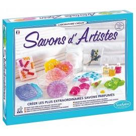 SAVONS D'ARTISTES KIT CREATIF - Jouets56.fr - Magasin jeux et jouets dans Morbihan en Bretagne