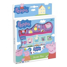 STICKER PEPPA PIG-jouets-sajou-56