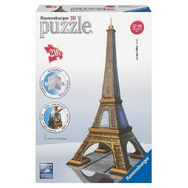 PUZZLE 3D TOUR EIFFEL 216 PIECES