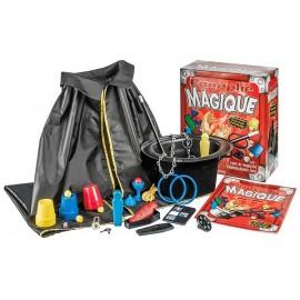 COFFRET MAGIE AVEC CAPE ET CHAPEAU - Jouets56.fr - Magasin jeux et jouets dans Morbihan en Bretagne