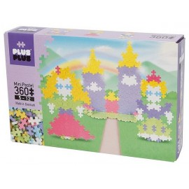 PLUS PLUS BOX PASTEL PRINCESSE 360 PCS