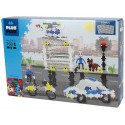 PLUS PLUS BOX MINI BASIC POLICE 760 PC