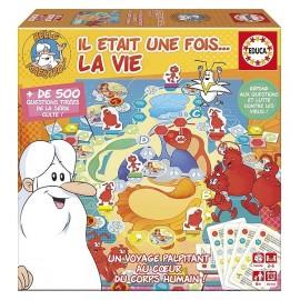 JEU IL ETAIT UNE FOIS LA VIE - Jouets56.fr - Magasin jeux et jouets dans Morbihan en Bretagne